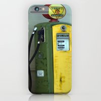 iPhone & iPod Case featuring Gas Pump by Soulmaytz