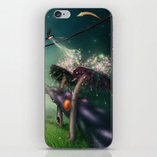 Freedom Fields iPhone & iPod Skin