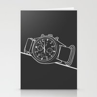 Andrey Watch Stationery Cards