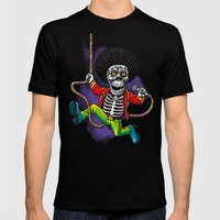 Poster Funkadelik Mens Fitted Tee Black SMALL