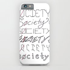 Six Society Sixes iPhone 6s Slim Case