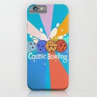 Cosmic Bowling iPhone 6 Slim Case
