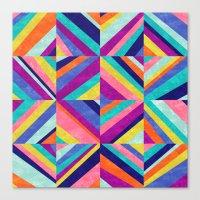 Hybrid Canvas Print