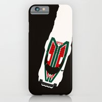 iPhone & iPod Case featuring Stratos by Cale Funderburk
