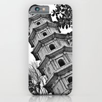 iPhone & iPod Case featuring Temple by MistyAnn