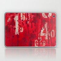 Numeric Values: Sl-a-sh the Budget Laptop & iPad Skin