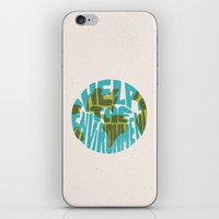 Help The Environment iPhone & iPod Skin