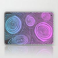 Swirled  Laptop & iPad Skin