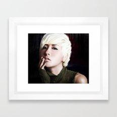 Chanmi Framed Art Print