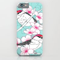 iPhone & iPod Case featuring Uni-Chicka-Pecker by Patty Sloniger