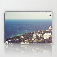 sea landscape Laptop & iPad Skin
