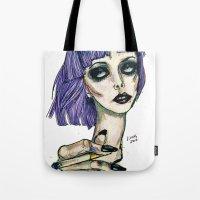 Alice Glass 2 Tote Bag