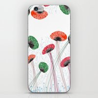The Mushroom iPhone & iPod Skin