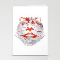Jacky The Joker Stationery Cards