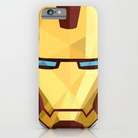 iPhone & iPod Case featuring IronMan Fracture by Josh Kirk