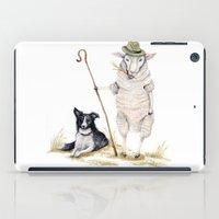 Sheepherd Sheep iPad Case