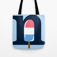 Nice Cream Tote Bag