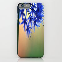 iPhone & iPod Case featuring Blue by Anna Brunk