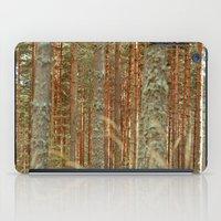 Into The Woods iPad Case