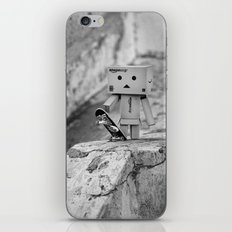 Danbo Skater iPhone & iPod Skin