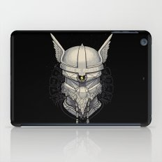 Viking robot iPad Case