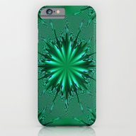 Seafoam Bursts - HS Seri… iPhone 6 Slim Case