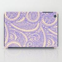 Paisleys iPad Case