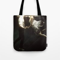 abyss of the disheartened VII Tote Bag