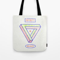 NONFINITY Tote Bag