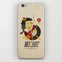 Mozart - Stereophonic Sound   iPhone & iPod Skin