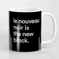 Le Nouveau Noir Mug