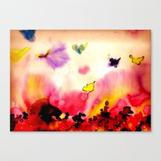 butterfly dreams Canvas Print