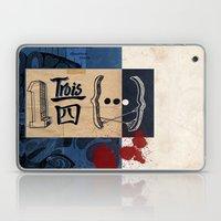 One And Three Quarters O… Laptop & iPad Skin