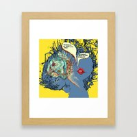 50 Ways to... version 2 colour Framed Art Print