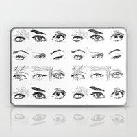 Many Eyes Laptop & iPad Skin