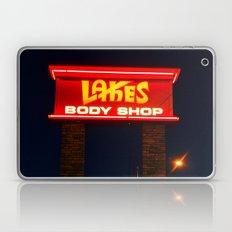Lakes Body Shop Laptop & iPad Skin