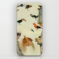 Ornithology iPhone & iPod Skin