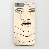 iPhone & iPod Case featuring Self Indulgence by BrainSoup