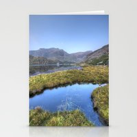 Ogwen's Pond Stationery Cards