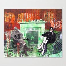 High Society Canvas Print