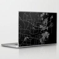 Mackay Map Australia Laptop & iPad Skin