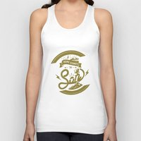 Here Comes The Son (Golden Boy Version) Unisex Tank Top