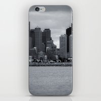 City And Airfield iPhone & iPod Skin