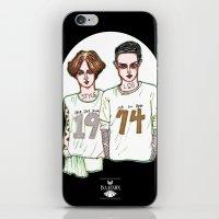 Style Log 1974 iPhone & iPod Skin