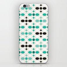 Stone Wall (Garden Green) iPhone & iPod Skin