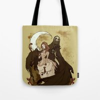 Death and the Maiden Tote Bag