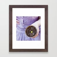 Always grow Framed Art Print