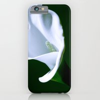 floral study iPhone 6 Slim Case
