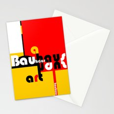 Bauhaus Lamp Stationery Cards