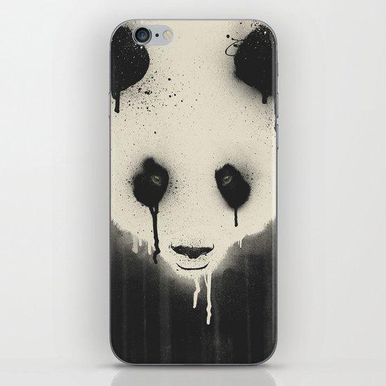 PANDA STARE iPhone & iPod Skin